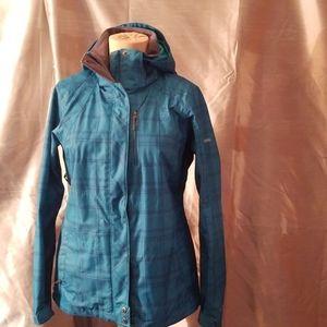 Columbia ski jacket and lining